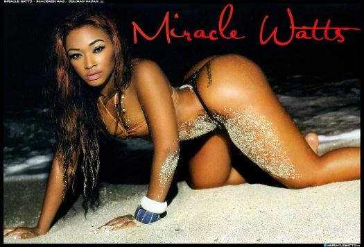 Miracle Watts @MiracleWatts00 in latest issue of Blackmen Magazine - Facet Studio