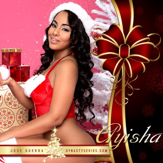 DynastySeries Christmas: Jennifer Skye, Ayisha Diaz, Mesha Seville, Janz J, and Curvy J