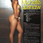 Tiffany Upshaw @TiffanyyUpshaw in Blackmen Magazine