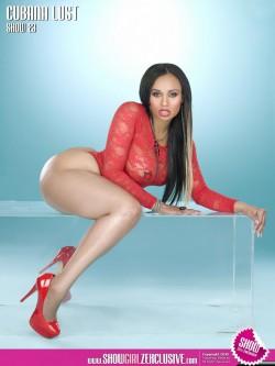 Cubana Lust @CubanaLust in SHOW Magazine