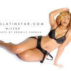 Mizz DR @MizzDR x WorldLatinStar - Brooily Vargas