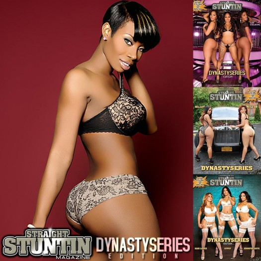 LaStarya @LaStarya in DynastySeries Issue of Straight Stuntin