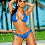Dolly Castro @dollycastroxoxo: More Pics of Cold Shower - Del Anthony