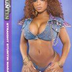 Mia Body in Issue 26 of Straight Stuntin