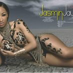 Jasmin Jaye @Jasmin_Jaye in Blackmen Magazine - Facet Studio
