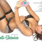 Achonti Shanise @achontishanise in Blackmen Magazine - Facet Studio