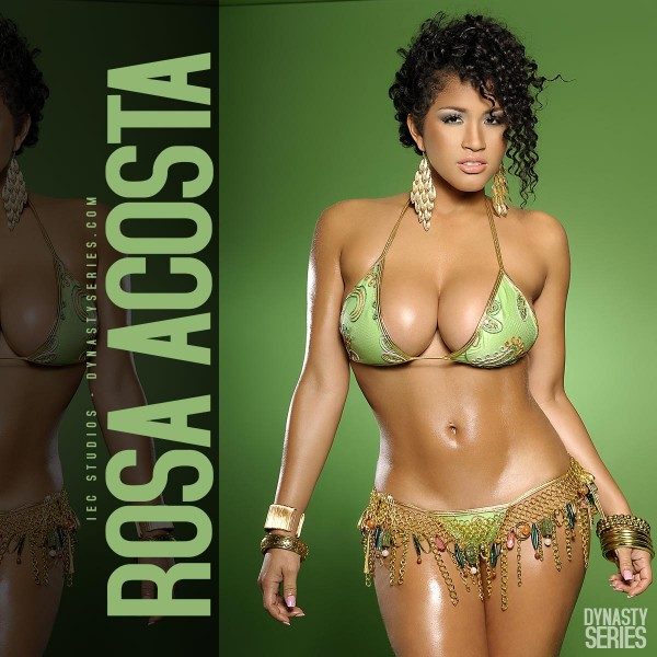 Rosa Acosta @rosaacosta in DynastySeries Edition of Straight Stuntin - IEC Studios