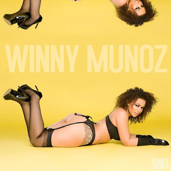 Winny Munoz @imbader in DynastySeries Edition of Straight Stuntin - Frank D Photo