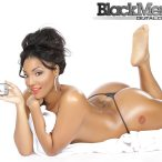 Sincerely Isyss @Sincerely_Isyss in Blackmen Magazine - C Clark Photography