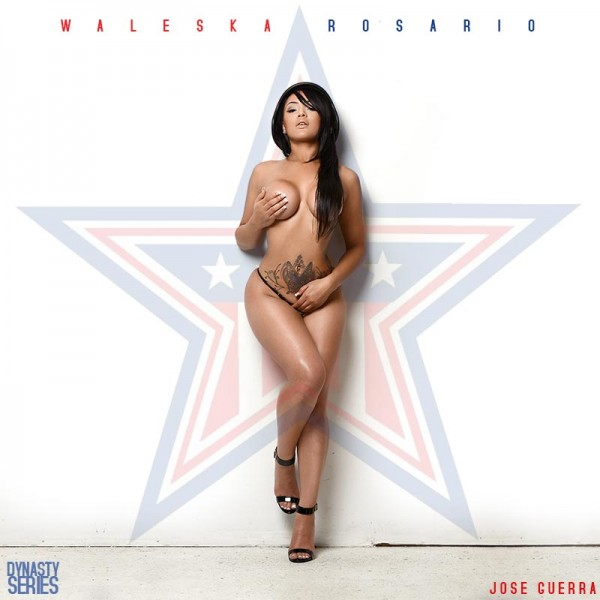 Warleska Rosario @chinadallxoxo - Veterans Week: Salute the Troops - Jose Guerra
