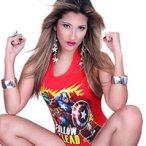 Erica Sanchez @msericasanchez and Daniela Rose @iluvdanielarose - Models & Comics - C.E. Wiley