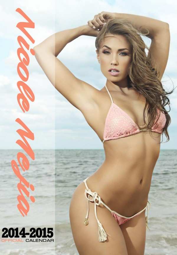 Get Nicole Mejia @Nicole_Mejia 2014 Calendar on TheNicoleMejia.com