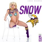 DynastySeries NFL Game of the Week: Snow @usedtobesnowwhite (Vikings) - Jose Guerra