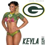 NFL Game of the Week Playoff Edition: Keyla Paloma @KaylaPolanco - Jose Guerra
