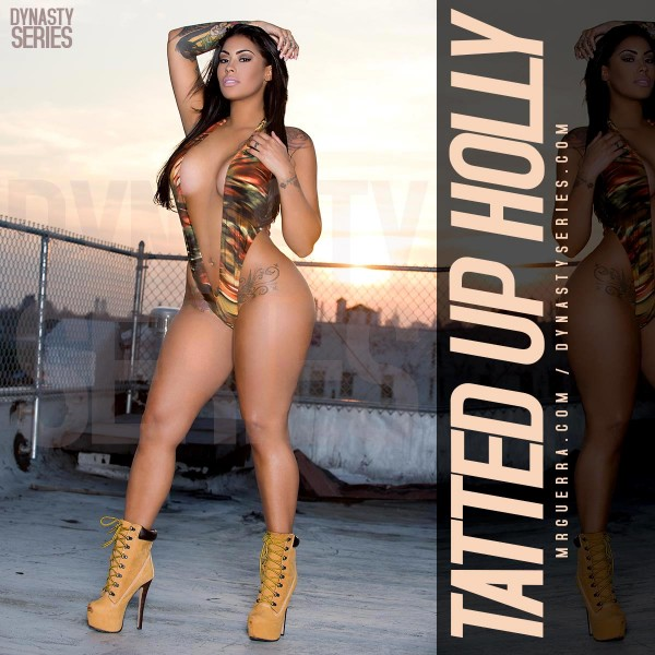 Tatted Up Holly @tatteduphollyyy: End Of Days - Jose Guerra