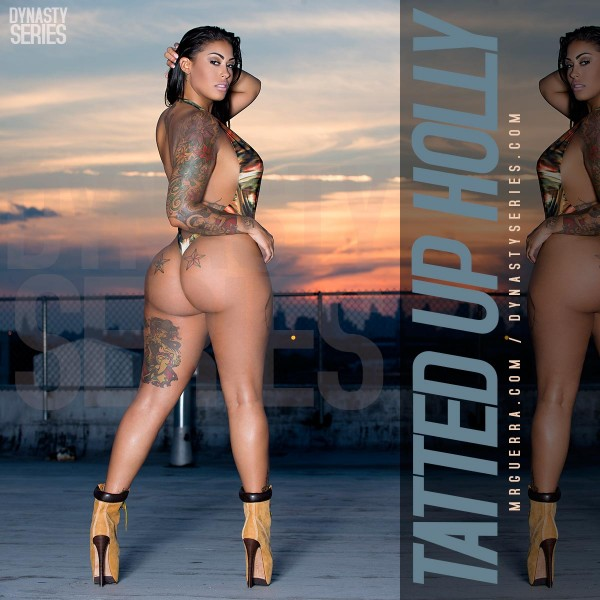 Tatted Up Holly @tatteduphollyyy: More from End Of Days - Jose Guerra