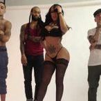 Warleska Rosario @chinadallxoxo - Behind the Scenes - Urban Ink Magazine - Arabelle Modeling