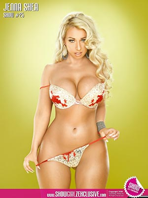 Jenna Shea @iamjennashea in SHOW Magazine Issue #25 ...