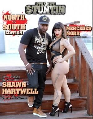 Cubana Lust @yolandacubana in Straight Stuntin Issue #31