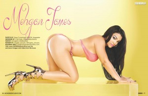 Mehgan James @MehganJames in SHOW Magazine Issue #27