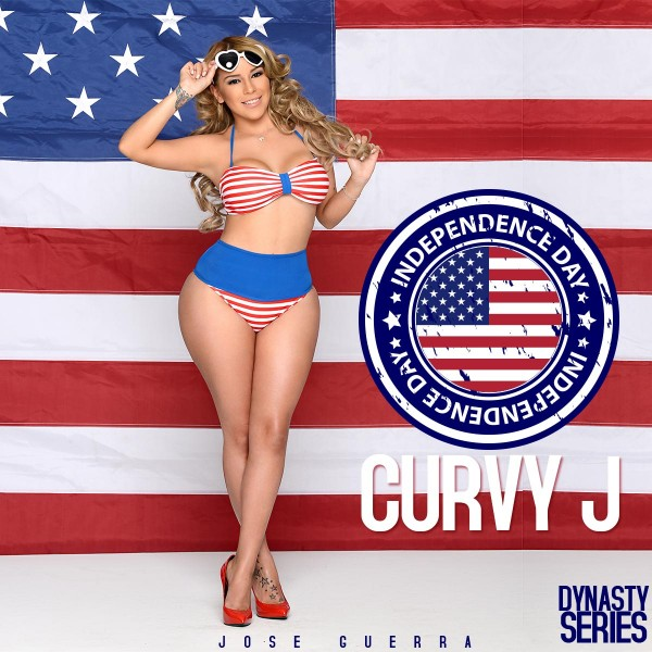 Curvy J @OfficialCurvy_J: Independence Day Part 2 - Jose Guerra