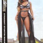 Cat Washington @mscat215 in Straight Stuntin Issue #33