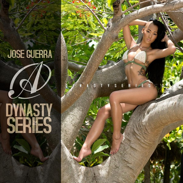Gracie @IamGraciii3 in Paradise Part 2: Ladies of Artistic Curves - Jose Guerra