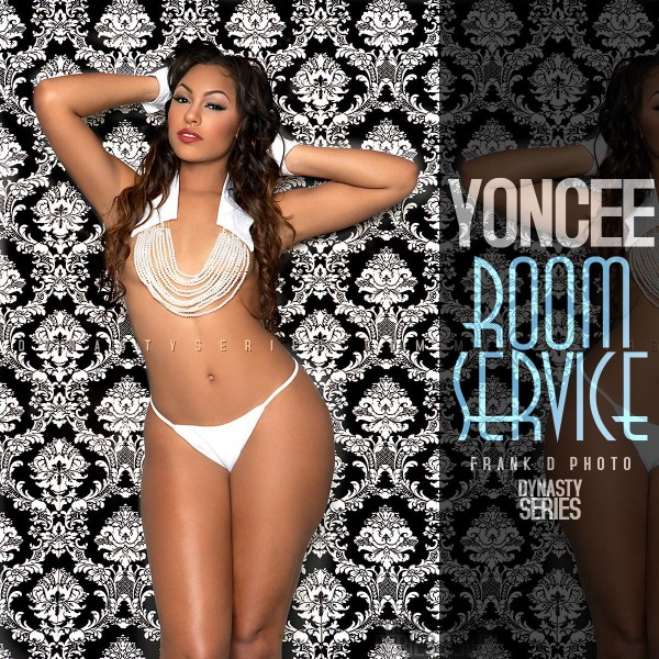 Yoncee @IAmYoncee: More from Room Service - Frank D Photo