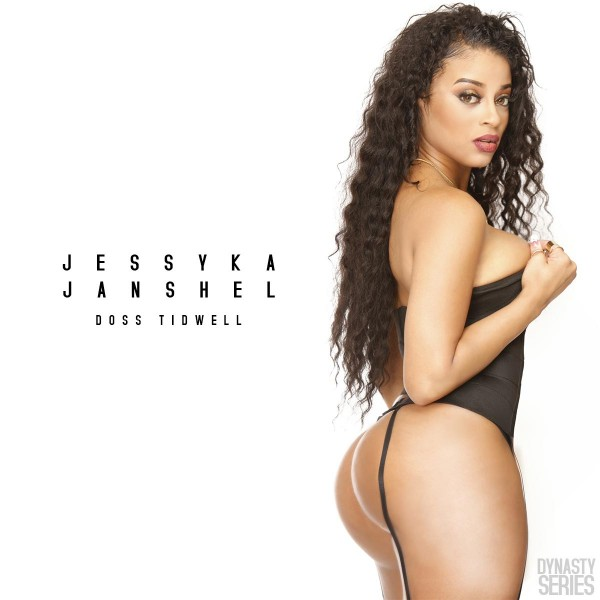 Jessyka Janshel @JessykaJanshel in Straight Stuntin Issue #33 - Doss Tidwell