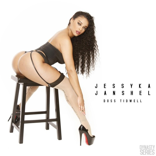 More of Jessyka Janshel @JessykaJanshel in Straight Stuntin Issue #33 - Doss Tidwell