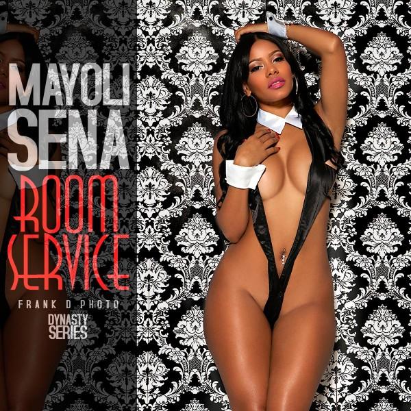 Mayoli Sena @mayolisena: Room Service - Frank D Photo