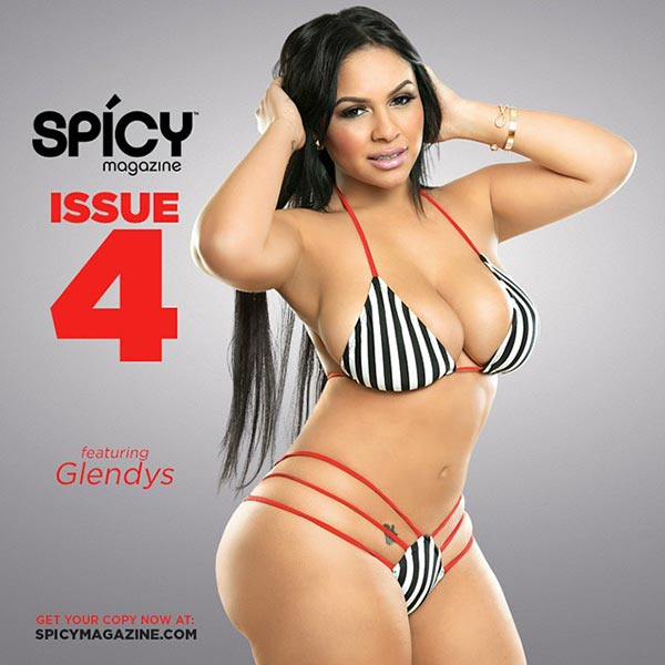 Spicy Magazine Issue #4 Previews