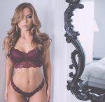 Nicole Mejia @nicole_mejia: Burgundy Lounge - Van Styles