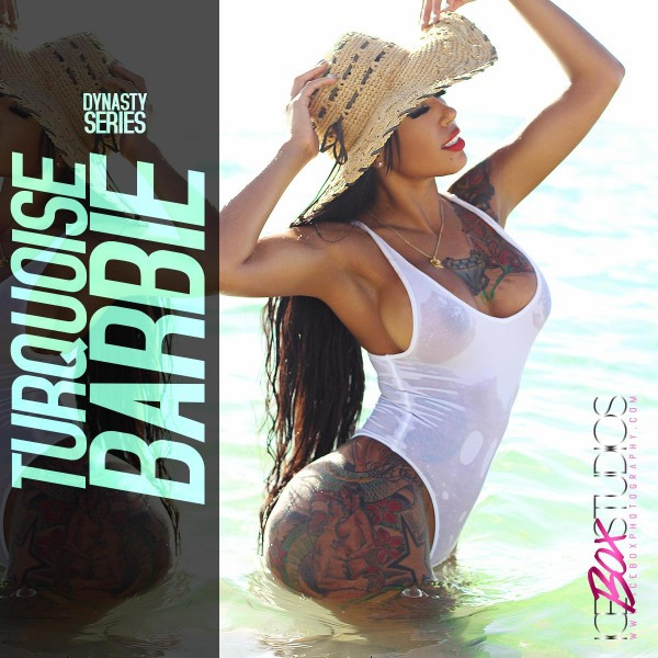 Turquoise Barbie @turquoiise305: More of Sand Castles - Ice Box Studio
