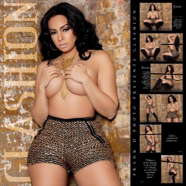 Yarissa G @yarissa_g: Glashion Magazine Previews Part 1 - Frank D Photo