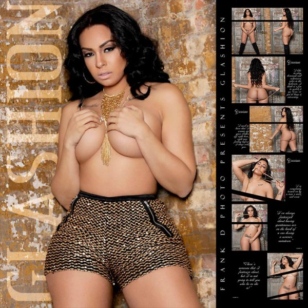 Yarissa G @yarissa_g: Glashion Magazine Previews Part 3 - Frank D Photo