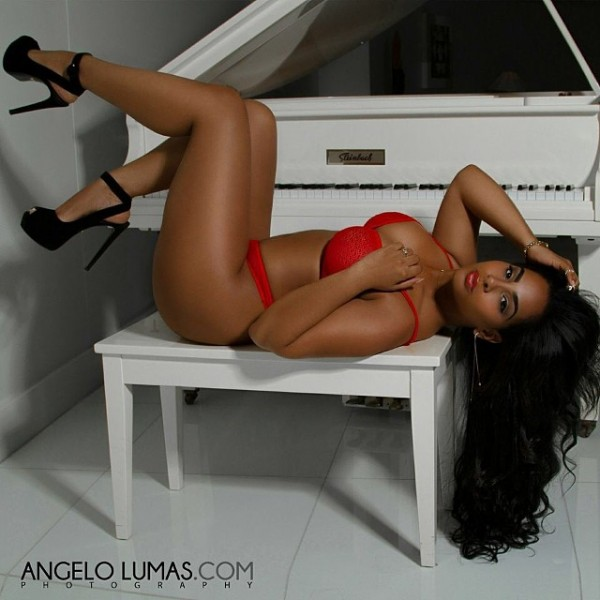 Ayisha Diaz @ayishadiaz - Pic of the Day – King Lumas