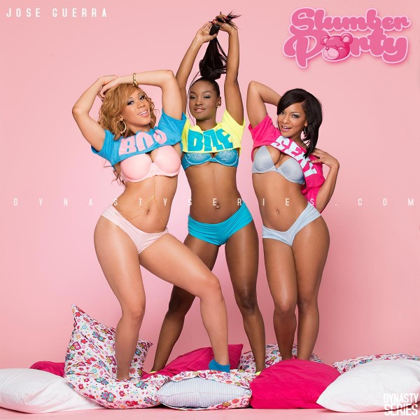 Nikki Renee, Jae Choice, and Nikita Marie: More of Slumber Party - Jose Guerra