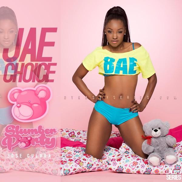 Jae Choice @jaechoice: Slumber Party - Jose Guerra