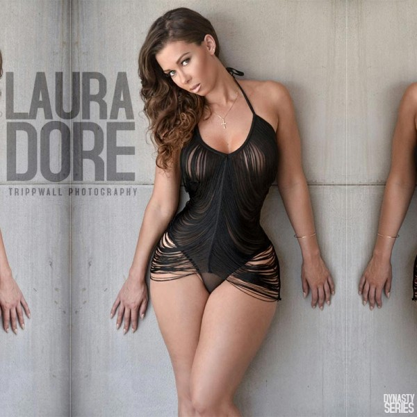 Laura Dore @lauradore: Wallflower - Trippwall Photography