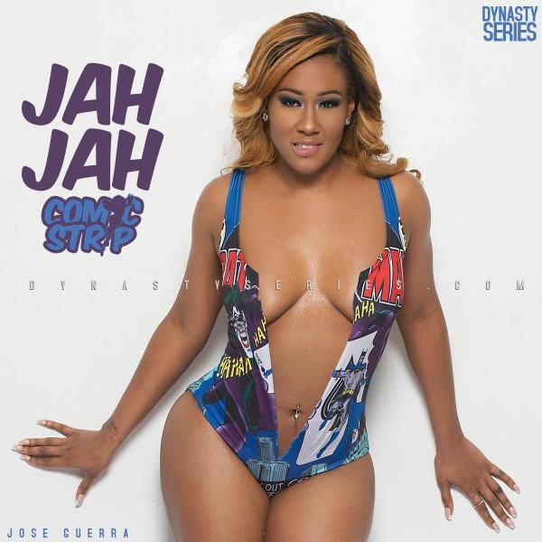 Jah Jah Bankz @jahjahbankz: Comic Strip - Joker's Wild - Jose Guerra