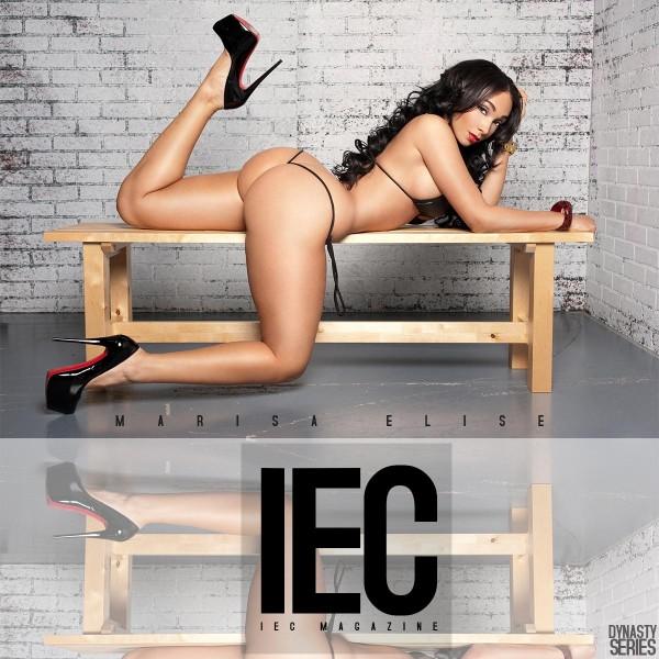 Marisa Elise - IEC Magazine Previews - IEC Studios