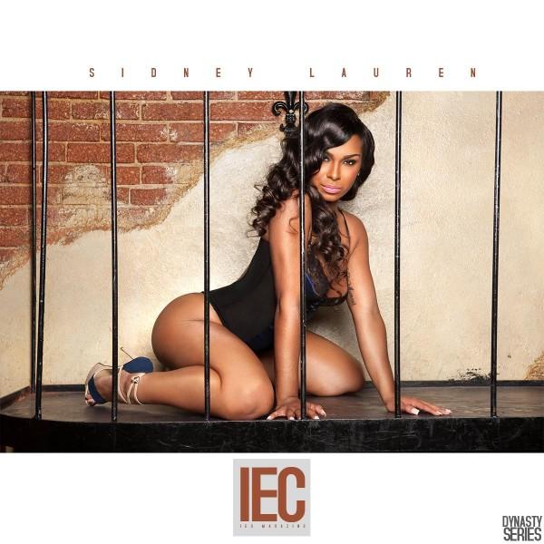 Sidney Lauren @sidney_lauren_ - IEC Magazine Previews - IEC Studios