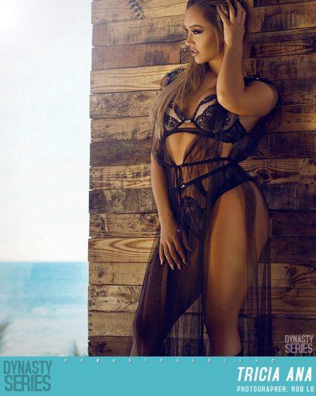 Tricia Ana @t__anna__ - Introducing - Rob Lo - Model Modele