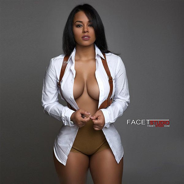Winny Munoz @imbadder - Pic of the Day - Facet Studio