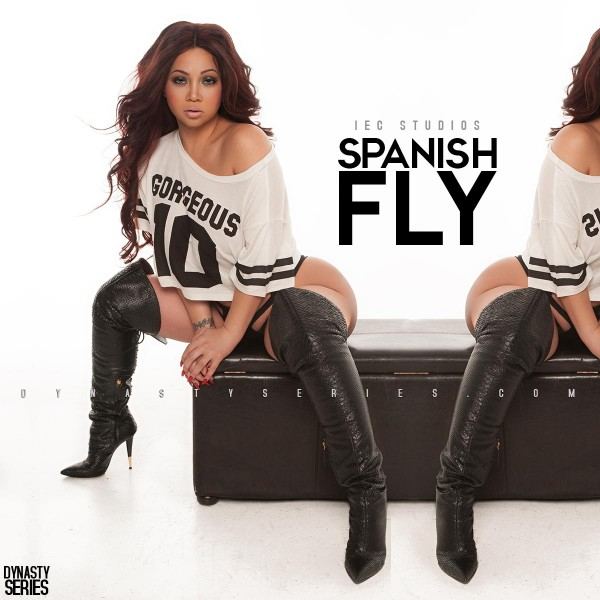 Spanish Fly @spanishfly1andonly: So Gorgeous - IEC Studios