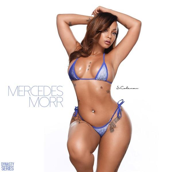 Mercedes Morr @missmercedesmorr: Luxurious - Sean Coleman