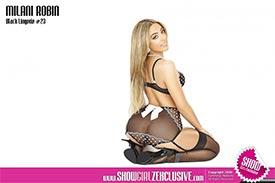 Milani Robin @MilaniRobin in SHOW Magazine
