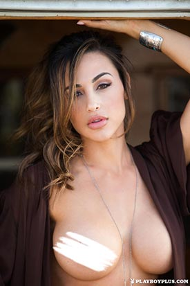 Ana Cheri @_anacheri in Sweet Honey - Playboy