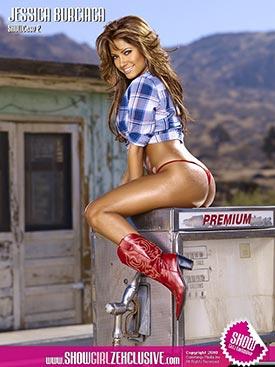 Jessica Burciaga - SHOW Magazine Classics